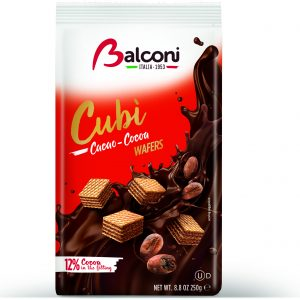 Wafers Cubi Bag Cacao