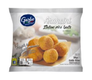 36001 Arancini 4 Cheeses 13/300gr