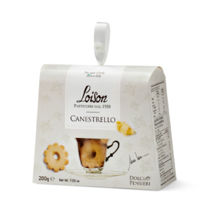Biscuit Canestrello 200g Gli Astucci