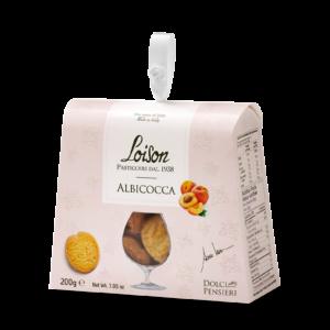 Biscuit Albicocca 200g Gli Astucci