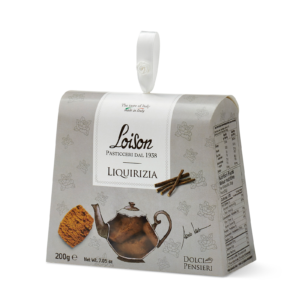 Biscuit Liquirizia 200g Gli Astucci