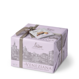 Veneziana Cherry & Cinnamon hand wrapping