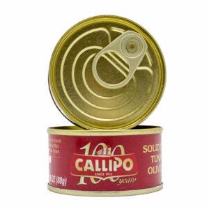 Callipo Tuna in Olive Oil Tin