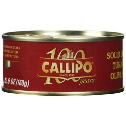 Callipo Tuna In Olive Oil Tin IMP.