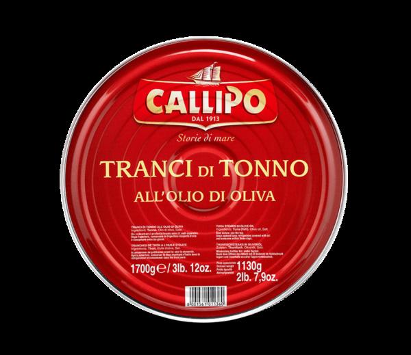 Tuna in Olive Oil