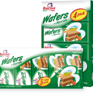 Wafers Nocciola Multi Pack