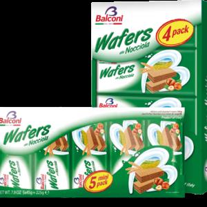 Wafers Nocciola Multi Pack