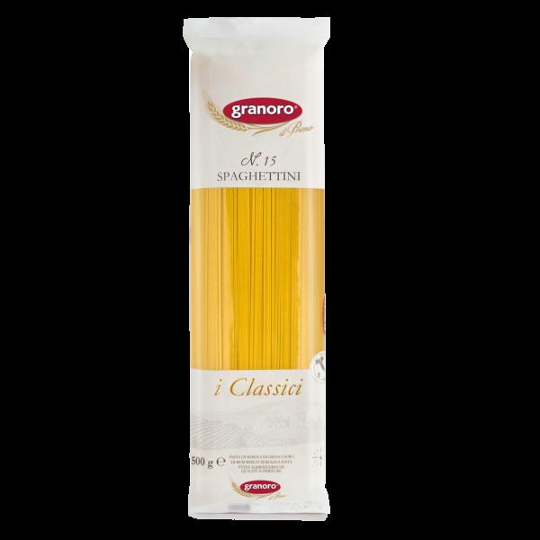 Semolina Spaghettini