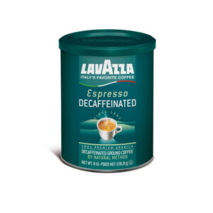 Espresso Decaffeinated Tin