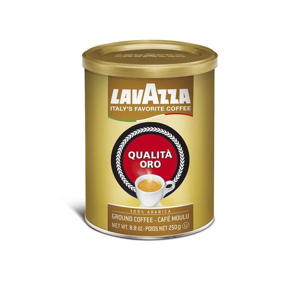 Lavazza Qualita Oro Tin