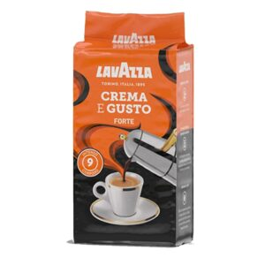 Crema e Gusto Forte Ground Brick