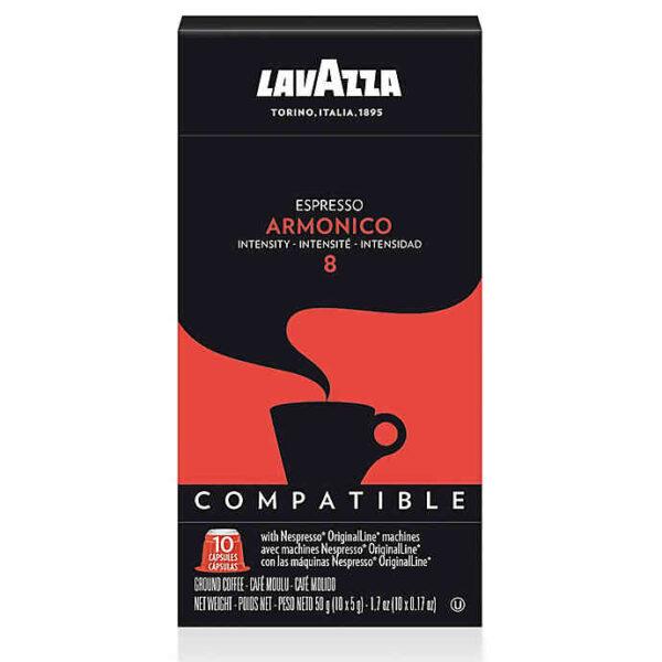 Lavazza Espresso Armonico Nespresso