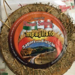 Caciotta with Paglia