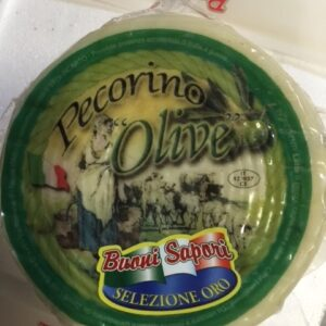 Caciotta with Olives
