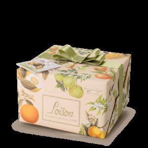 Panettone Agrumato 5 Citrus Fruits Frutta