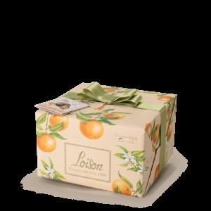 Panettone Mandarin Late from Ciaculli Frutta