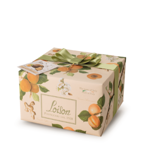 Panettone Apricot & Ginger Frutta