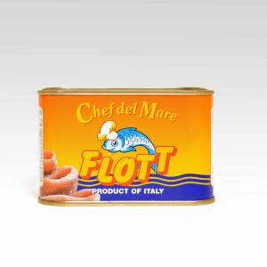 Anchovis fillet in Oil Flott