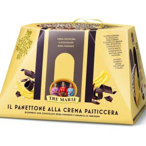 Panettone alla Crema Pasticcera 850 g