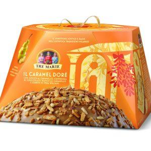 Panettone Caramel Dorè 900 g