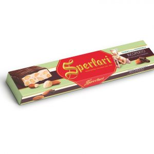 Soft Nougat W/ Almonds Covered With Dark Chocolate