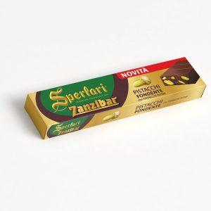 Zanzibar Dark Chocolate With Pralinated Pistachio