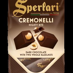 Dark Chocolate Bites With Hazelnuts