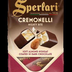 Soft Nougat Bites Enrobed With Dark Chocolate